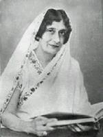 Young Rajkumari Amrit Kaur