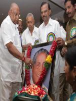 Late Kotha Raghuramaiah Pic
