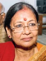 Late Tarkeshwari Sinha