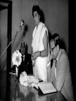 Tarkeshwari Sinha Speech