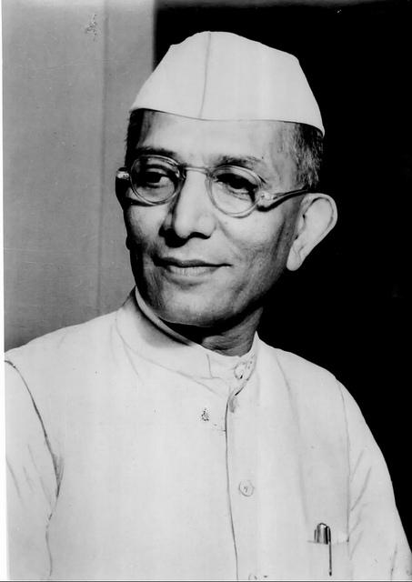 Late Morarji Desai