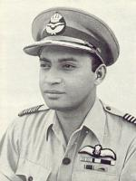 Missula Suryanarayana Murti in Uniform