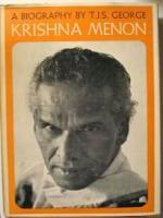Late V. K. Krishna Menon