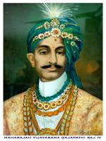 Late Pusapati Vijayarama Gajapati Raju