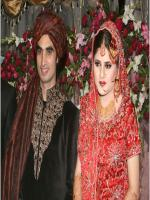 Mehreen Wid Celebrities Wedding Pictures