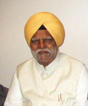 Sardar Buta Singh Photo Sho