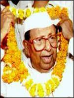 Late Sitaram Kesri