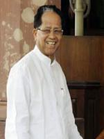 Tarun Gogoi Photo Shot
