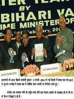 Arjun Charan Sethi Group Pic
