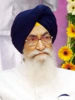 Surjit Singh Barnala In Meeting