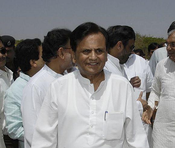 Ahmed Patel Group Pic