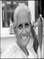 Late Maniben Patel