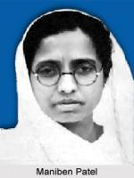 Young Maniben Patel