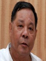 P. A. Sangma Photo Shot