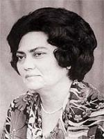 Begum Abida Ahmed