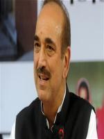 Ghulam Nabi Azad Speech