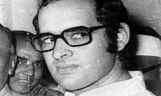 Late Sanjay Gandhi