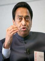 Kamal Nath Answer To Media