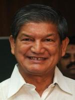 Harish Rawat in Gathering
