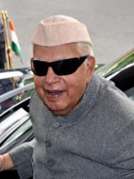 N. D. Tiwari With Party