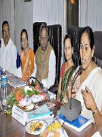 Narsingrao Suryawanshi Group Pic