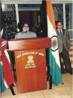 Charanjit Singh Atwal Speech