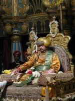 Srikanta Wadiyar King of Mysore