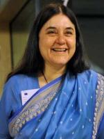 Maneka Gandhi Photo Shot