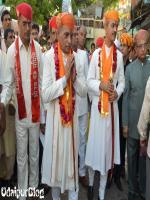 Mahendra Singh Mewar Group Pic