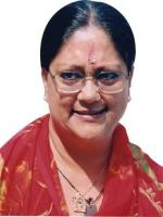 Vasundhara Raje Photo Shot
