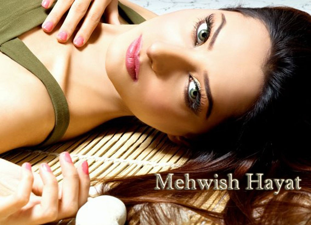 Mehwish Hayat Photo