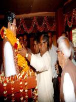 Ram Lakhan Singh Yadav Congatulation him