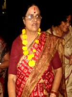 Girija Vyas in Party