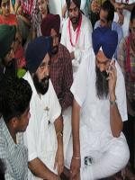Prem Singh Chandumajra In Gathering