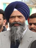 Prem Singh Chandumajra Photo Shot