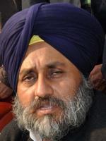 Sukhbir Singh Badal President Sikh Political Party