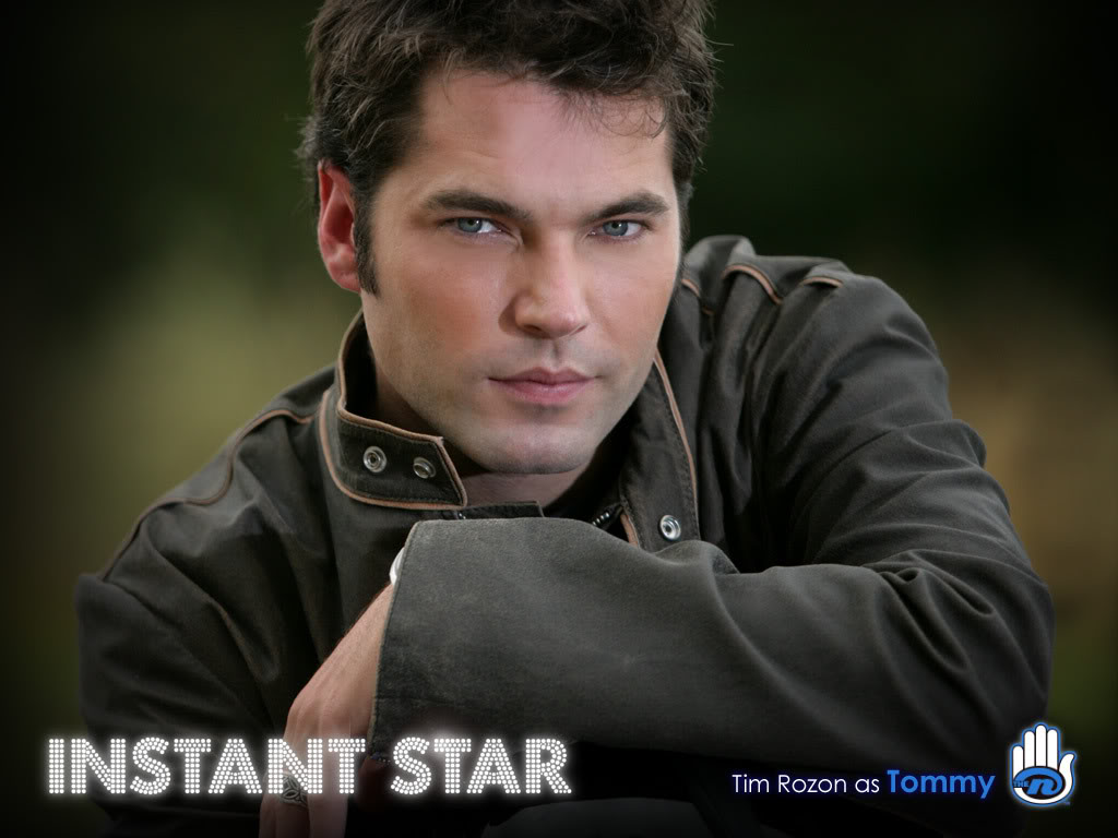 Tim Rozon in Against The Wall TV Series