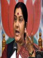 Sushma Swaraj Speech