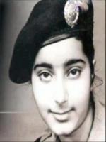 Young Sushma Swaraj