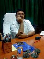 Moinul Hassan In Office