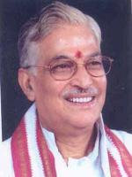 Manohar Joshi Member Lok sabha