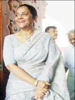 Shyama Singh Member Lok sabha