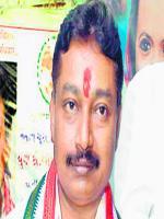 Tushar Amarsinh Chaudhary Member Lok Sabha