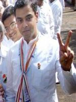 Milind Murli Deora After Victory