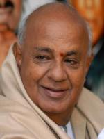 H. D. Deve Gowda Member Lok Sabha