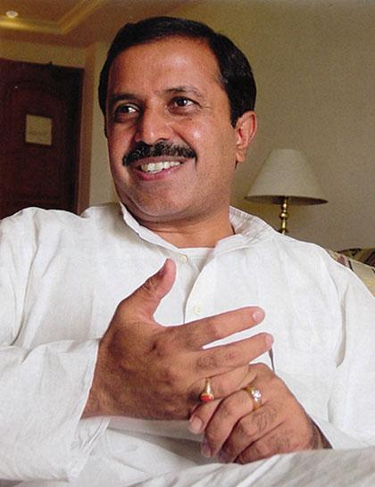 Madhu Goud Yaskhi Member Lok Sabha