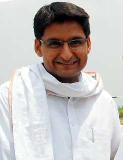 Deepender Singh Hooda Member Lok Sabha