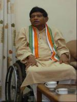 Ajit Jogi at Home
