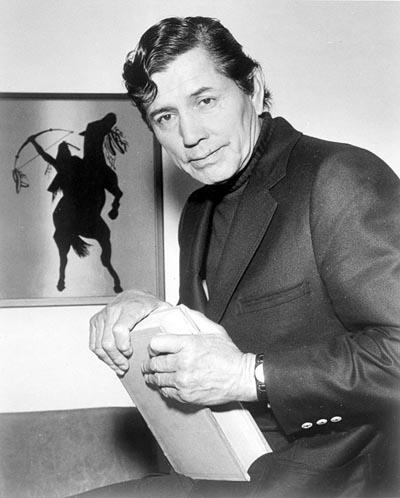 Jay Silverheels Canadian pioneers in early Hollywood