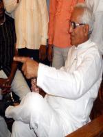 Ram Singh Kaswan Member Lok Sabha